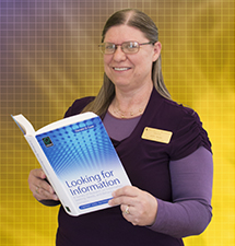 judith E. Pasek, Librarian